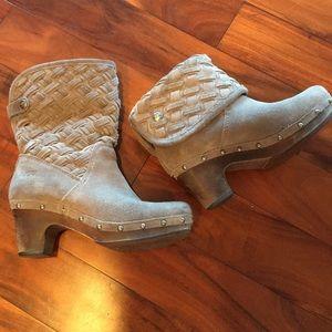 Ugg Lynnea heeled boots